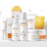 Vitamine C Skin Care 5 Pcs Kit
